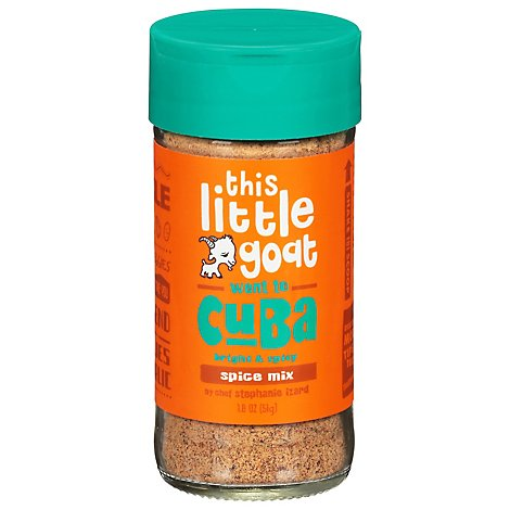 This Little Goat Seasoning Went To Cuba - 1.8 OZ