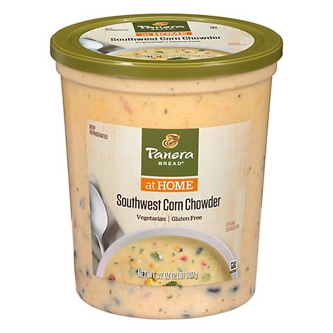 Panera Southwest Corn Chowder - 32 OZ