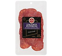 Primo Taglio Pepperoni Uncured Vacuum Pack - 4 OZ