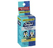 Orajel Baby Non Medicated Cooling Gel Daytime & Nighttime - .36 OZ