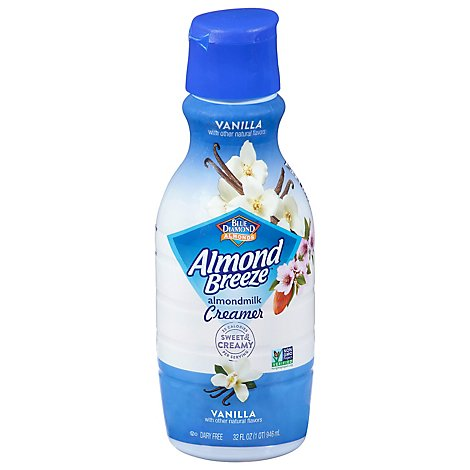 Almond Breeze Vanilla Creamer - QT