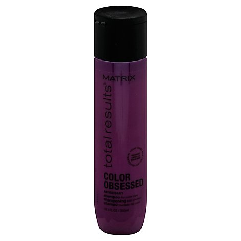 Total Results Color Obsessed Shampoo - 10.1 FZ