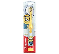 Colgate Minions Kids Power Toothbrush Extra Soft - EA