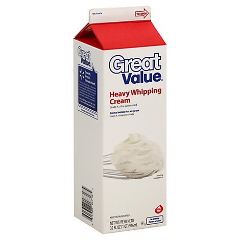 Heavy Whipping Cream - 32 OZ