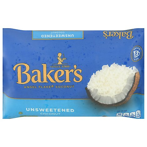 Bakers Shredded Coconut - 6 OZ