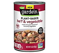 Gardein Bef And Country Vegetable Soup - 15 OZ