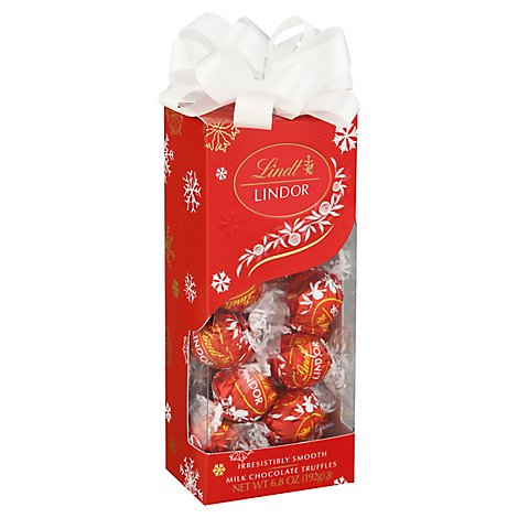 Lindor Milk Tradition Gift Box - 6.8 OZ