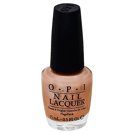 Opi Cosmo Not Tonight Honey Nlr8 - .5 FZ