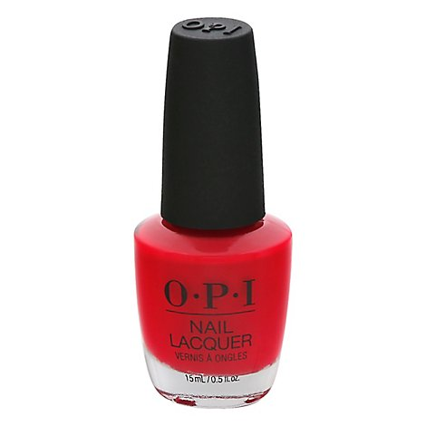 Opi Color So Hot It Berns  Nlz3 - .5 FZ