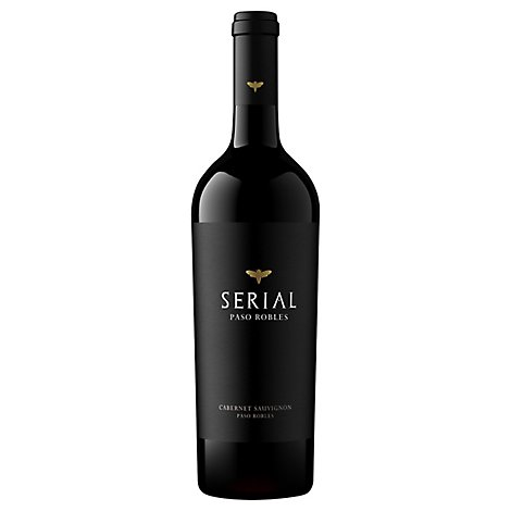 Serial Cabernet Sauvignon Wine - 750 Ml