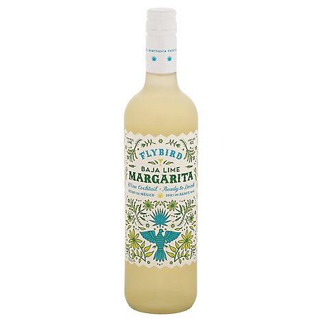Flybird Margarita Baja Lime - 750 ML