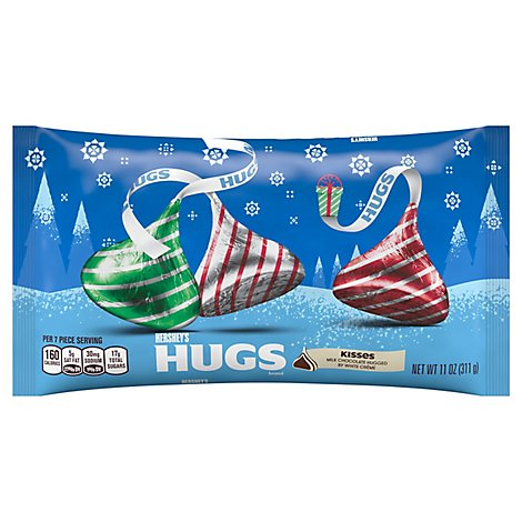 Hshy Hugs Kisses Drc - 11 OZ
