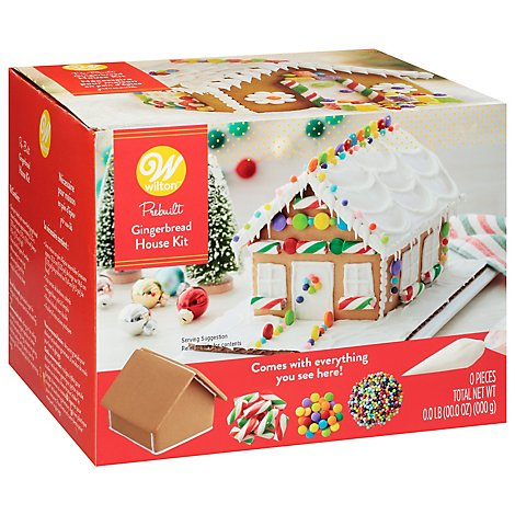 Wil Gingerbread House Kit - EA