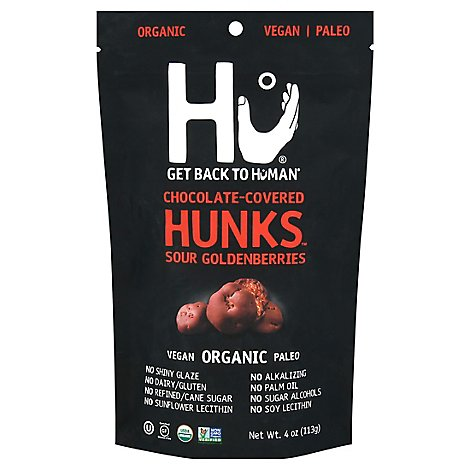 Hu Choc Hunks Goldenberry - 4 OZ