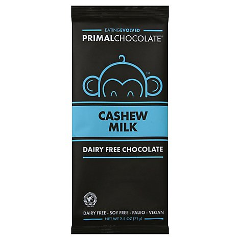Eating Evolved Choc Bar Cashew Milk Org - 2.5 OZ