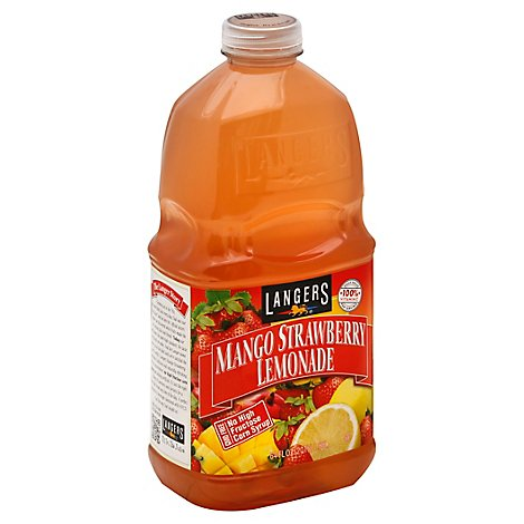 Langer Mango Strawberry Lemonade - 64 FZ