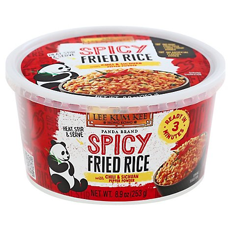Lee Kum Kee Rice Bowl Fried Spicy - 8.9 OZ
