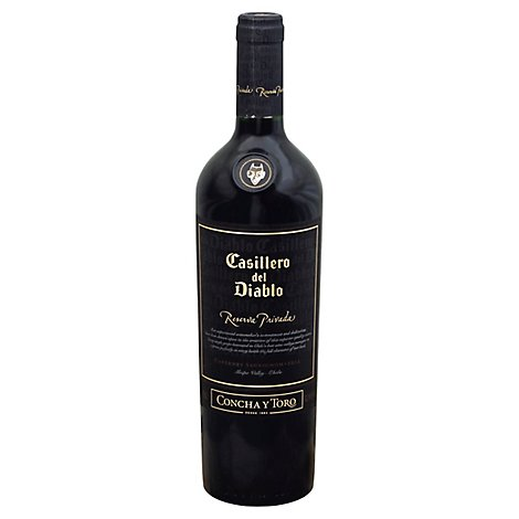 Cyt Casil Diablo Privada Cab Wine - 750 ML