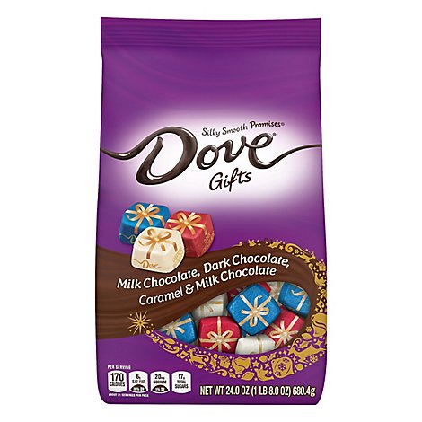Dove Promises Chocolate Candy Holiday Gifts Assorted Chocolate - 24 Oz