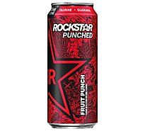 Rockstar Energy Drink Punched - 16 OZ