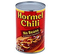 Hormel Chili - 38 OZ