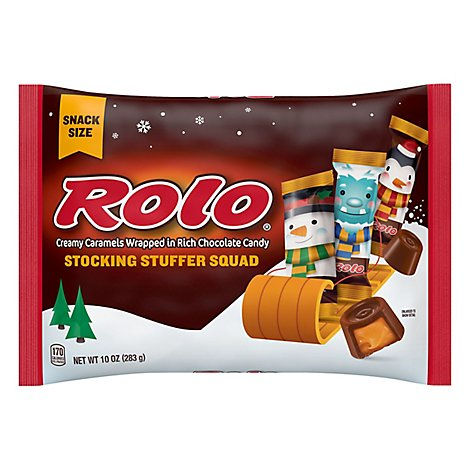 Hshy Rolo Stocking Stuffer - 10 OZ