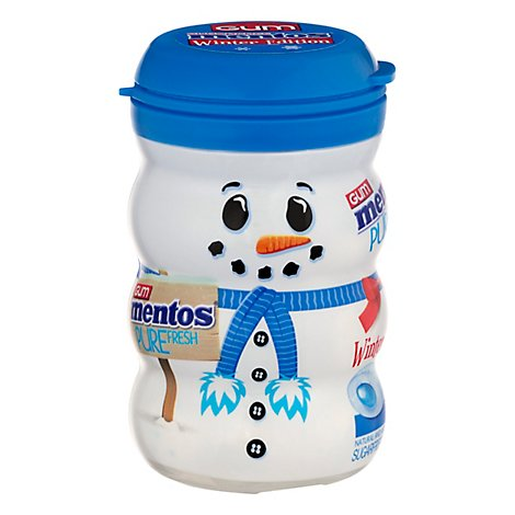 Mentos Snowman Winter Edition - 3.53 OZ