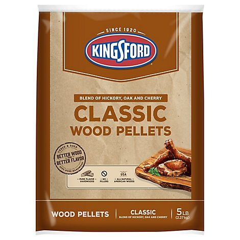 Kingsford Wood Pellets Classic Blend - 5 LB