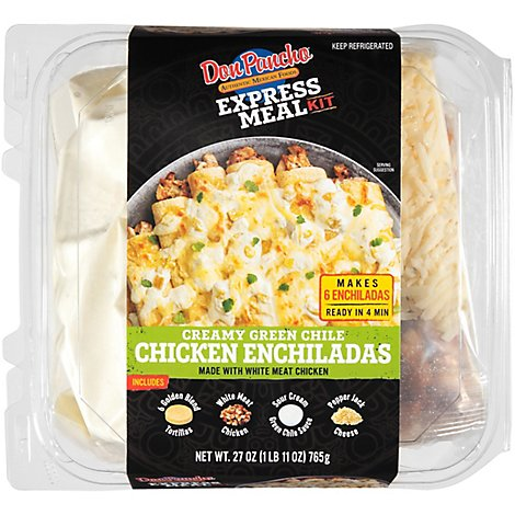 Resers Chile Enchilada Meal Kit - 27 OZ