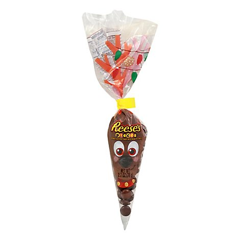 Hshy Reeses Pieces Reineer Bag - 2.7 OZ