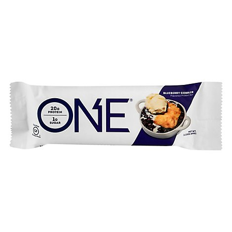 One Bar Blueberry Cobbler - 60 GR