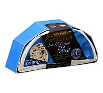 Castello Double Creme Blue Cheese - 5.1 Oz.