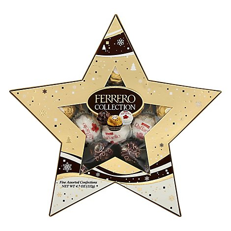 Ferrero Collection 12pc Star - 4.7 OZ