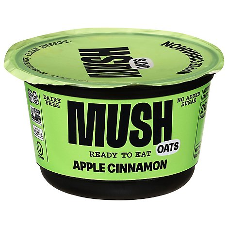 Mush1 Oats Overnight Cinn Apple - 5 OZ
