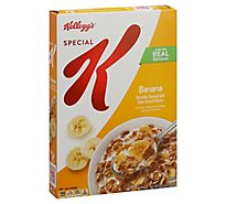 Special K Breakfast Cereal Banana - 12.8 Oz