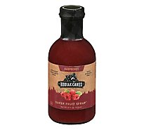 Kodiak Cakes Red Raspberry Super Fruit Syrup - 16 FZ