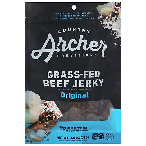Country Archer Original Beef Jerky - 2.5 OZ