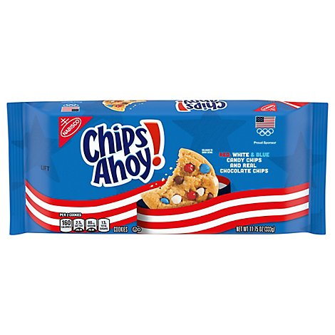 Chips Ahoy Cookies Summer Olympics - 11.749 OZ
