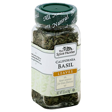 Spice Hunter California Basil - .3 OZ