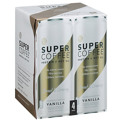 Super Coffee Vanilla - 44 FZ