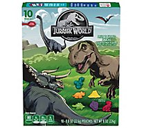 Betty Crocker Jurassic World Frt Sncks Asrtd Frt - 8 OZ
