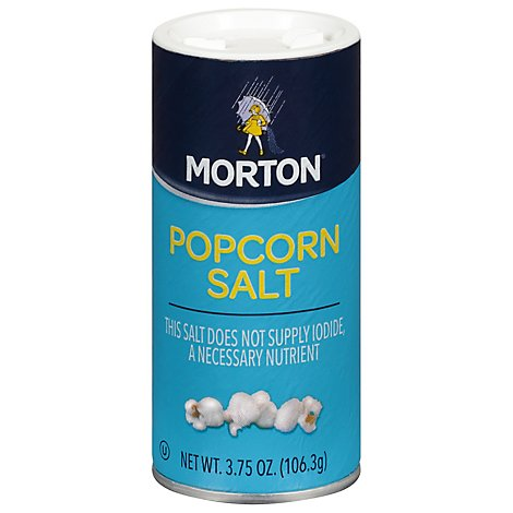 Morton Salt Popcorn - 3.75 OZ