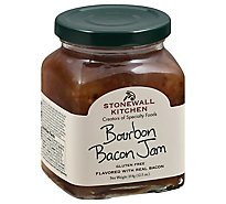 Stonewall Kitchen Jam Bourbon Bacon - 12.5 OZ
