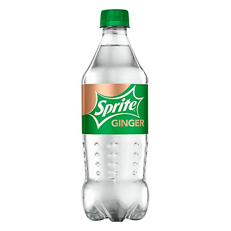 Sprite Ginger Bottle - 20 FZ
