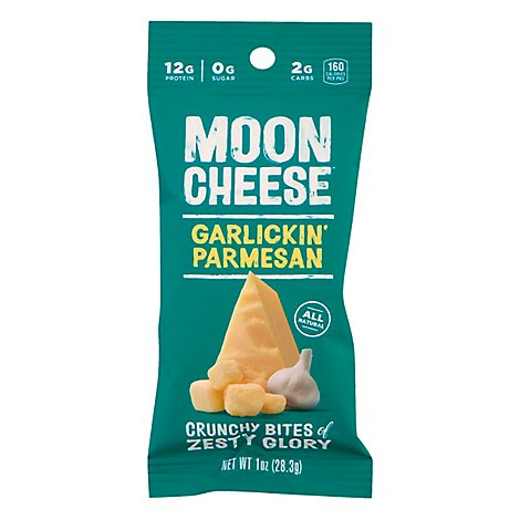 Moon Cheese Cheese Snack Grlc Parm - 1 OZ