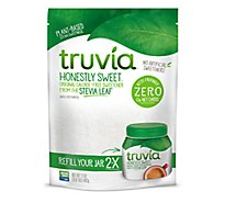 Truvia Natural Sweetener 0 Calorie Pouch With Stevia - 17 OZ