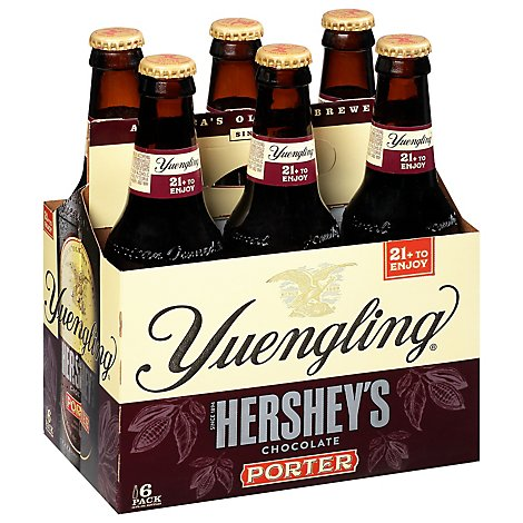 Yuengling Hershey's Chocolate Porter In Bottles - 6-12 FZ
