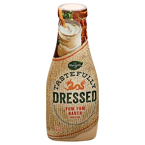 Marzetti Tastefully Dressed Yum Yum Ranch Dressing - 12 FZ