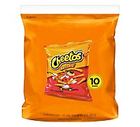 Cheetos Crunchy Cheese Flavored Snacks - 10 CT