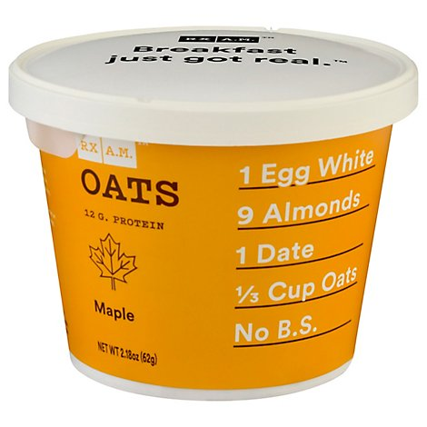 Rx Oats Maple - 2.18 OZ
